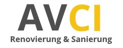Bauservice AVCI - Renovierung & Sanierung